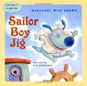 SAILOR BOY JIG by Margaret Wise Brown