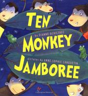 Cover art for TEN MONKEY JAMBOREE