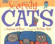 THE SCAREDY CATS by Barbara Bottner