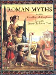 Cover art for ROMAN MYTHS
