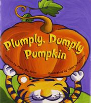 Cover art for PLUMPLY, DUMPLY PUMPKIN