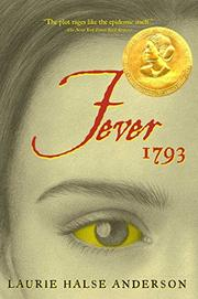 Cover art for FEVER 1793