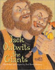 JACK OUTWITS THE GIANTS by Paul Brett Johnson