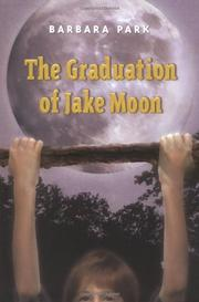 Cover art for THE GRADUATION OF JAKE MOON