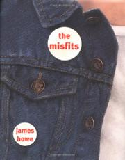 Book Cover for THE MISFITS