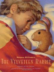Cover art for MARGERY WILLIAMS'S THE VELVETEEN RABBIT