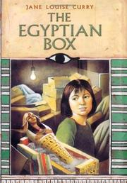 Cover art for THE EGYPTIAN BOX