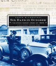 SIX DAYS IN OCTOBER by Karen Blumenthal