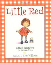 LITTLE RED by Sarah Ferguson