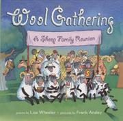 WOOL GATHERING by Lisa Wheeler