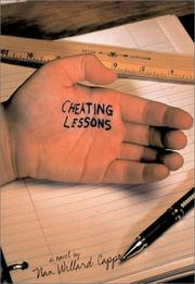 CHEATING LESSONS by Nan Willard Cappo