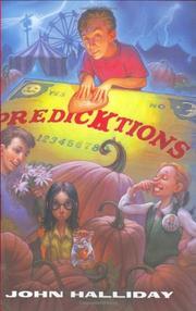 PREDICKTIONS by John Halliday