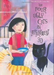 THE FOUR UGLY CATS IN APARTMENT 3D by Marylin Sachs