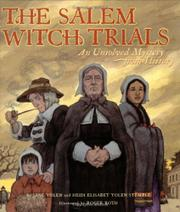 THE SALEM WITCH TRIALS by Jane Yolen