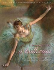 Cover art for I DREAMED I WAS A BALLERINA