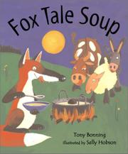 Book Cover for FOX TALE SOUP