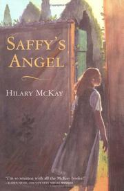 Cover art for SAFFY'S ANGEL