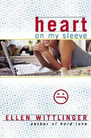 Book Cover for HEART ON MY SLEEVE
