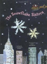 THE SNOWFLAKE SISTERS by J. Patrick Lewis