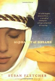 ALPHABET OF DREAMS by Susan Fletcher