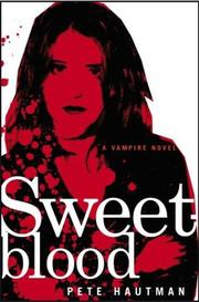 Cover art for SWEETBLOOD