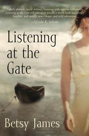 Cover art for LISTENING AT THE GATE