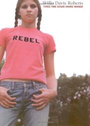 REBEL by Willo Davis Roberts
