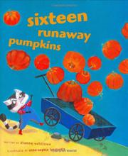 Cover art for SIXTEEN RUNAWAY PUMPKINS