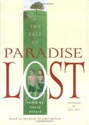 THE TALE OF PARADISE LOST by Nancy Willard