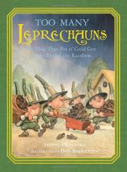 TOO MANY LEPRECHAUNS by Stephen Krensky