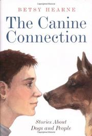 Book Cover for THE CANINE CONNECTION