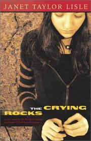 Cover art for THE CRYING ROCKS