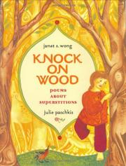 Cover art for KNOCK ON WOOD