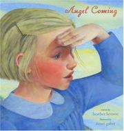 Book Cover for ANGEL COMING