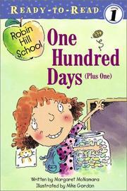 ONE HUNDRED DAYS (PLUS ONE) by Margaret McNamara
