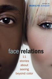 Book Cover for FACE RELATIONS