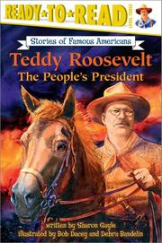 TEDDY ROOSEVELT by Sharon Gayle