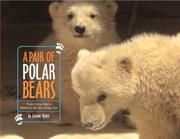A PAIR OF POLAR BEARS by Joanne Ryder
