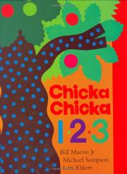 Book Cover for CHICKA CHICKA 1, 2, 3
