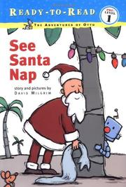 SEE SANTA NAP by David Milgrim