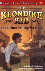 Cover art for THE KLONDIKE KID
