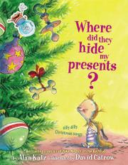Book Cover for WHERE DID THEY HIDE MY PRESENTS?