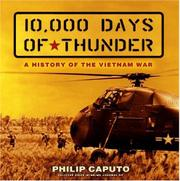 10,000 DAYS OF THUNDER by Philip Caputo