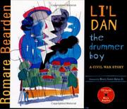 Cover art for LI'L DAN, THE DRUMMER BOY
