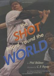 Book Cover for THE SHOT HEARD 'ROUND THE WORLD