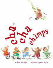 Book Cover for CHA-CHA CHIMPS