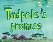 Book Cover for TADPOLE'S PROMISE