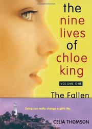 Cover art for THE NINE LIVES OF CHLOE KING