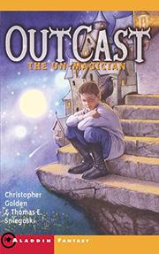 OUTCAST by Christopher Golden