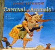 Book Cover for CARNIVAL OF THE ANIMALS
